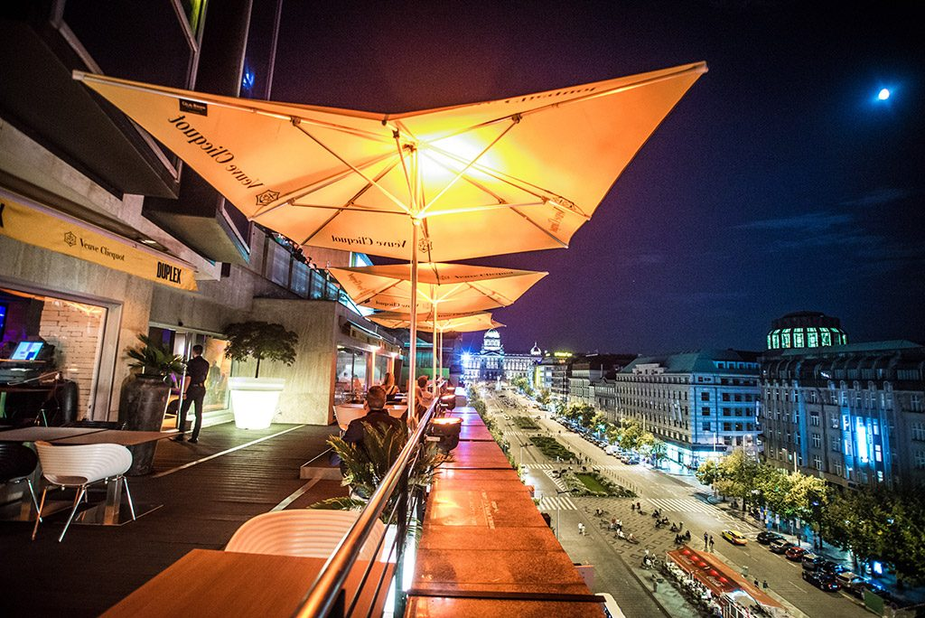 Evening Reception, Prager Karlsboerse