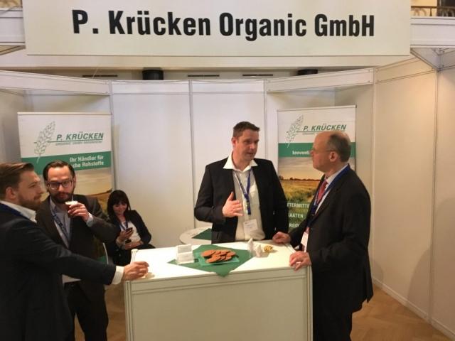 P. Krücken Organic GmbH, 3. Prager Karlsbörse @Slovanský-dům