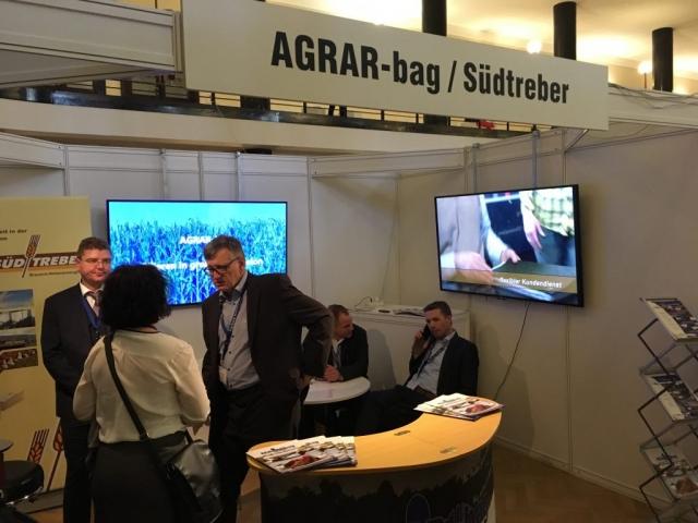 AGRAR-bag/Südtreber, 3. Prager Karlsbörse @Slovanský-dům