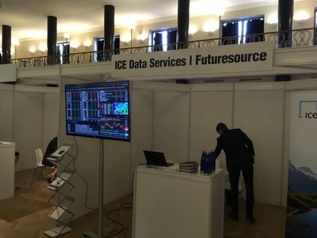 ICE Data Services, 3. Prager Karlsbörse @Slovanský-dům